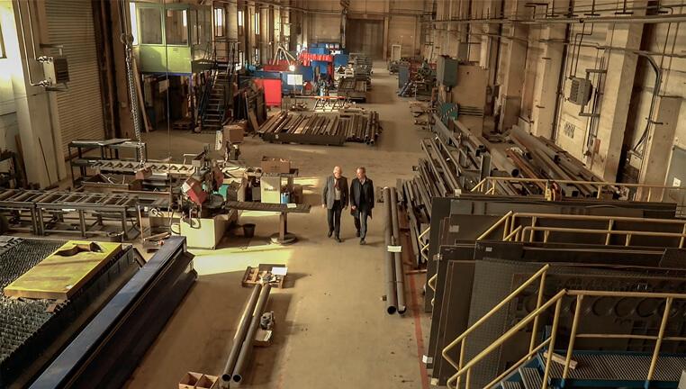 Schutzschirmverfahren Anlagenbau