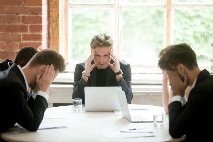 Unternehmen steckt in der Krise und beantragt Schutzschirmverfahren