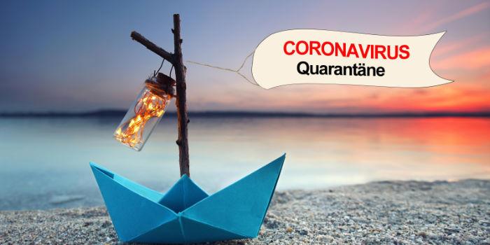 Ein Beriebsausfall wegen des Corona Virus